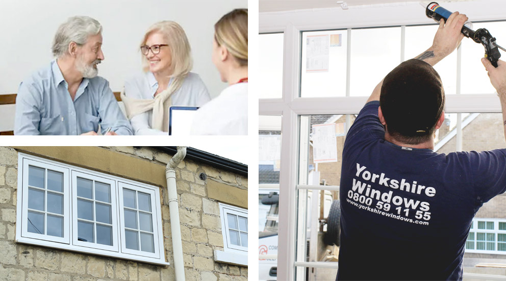 Yorkshire Windows client liaison and installation