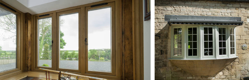 Residence oak interior and coloured exterior bay windows.jpg